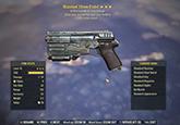 Bloodied [Explode+15% FR] 10mm Pistol-N