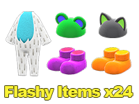 Flashy Items