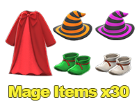 Mage Items