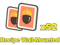 Recipes: Wall-Mounted x52