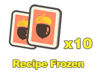 Recipes: Frozen x10
