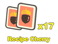 Recipes: Cherry x17