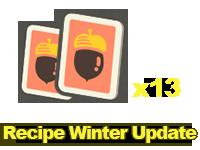Recipes: Winter Update x13