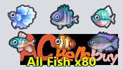 All Fish x80