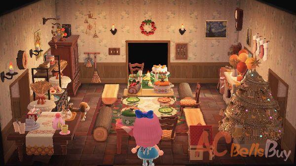 Turkey Day Living Room 1