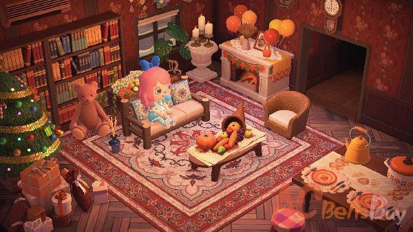 Turkey Day Living Room 2