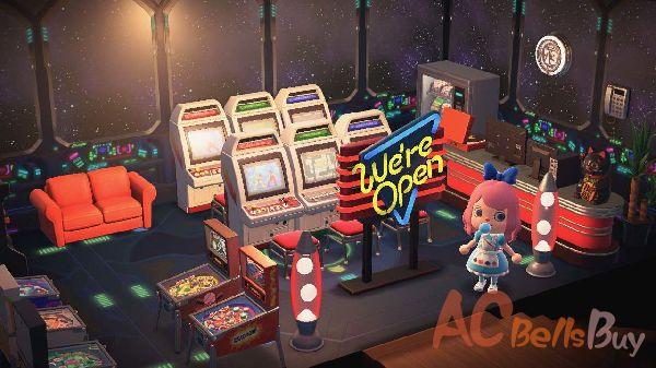 Arcade Theme