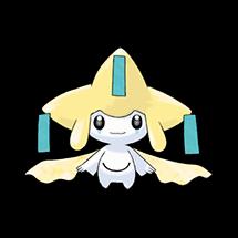 Shiny Jirachi