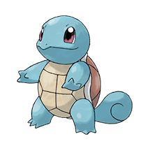 Shiny Squirtle