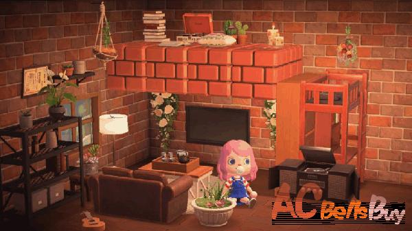 Mario Living Room