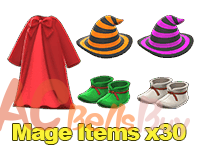 Mage Items x30
