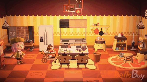 Pompompurin Kitchen