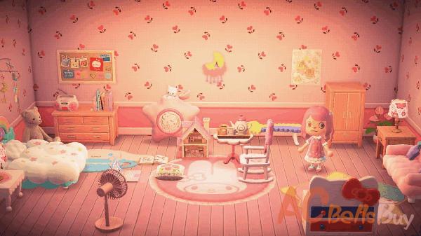 Kiki & Lala Sweet Bedroom