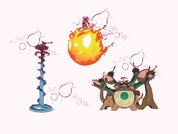 Gmax Starter Pokemon 2