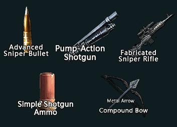 Single Combat Equipment 1