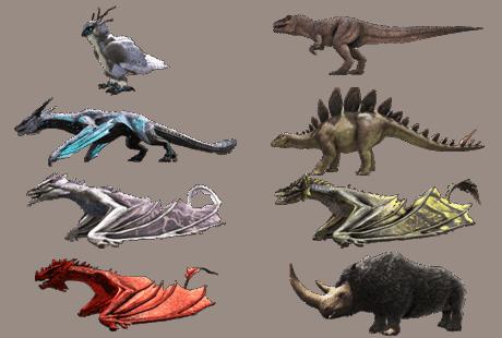 PVP Dragon 1