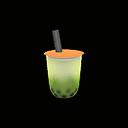 Boba Green Tea