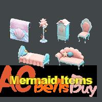 Mermaid Items ×22