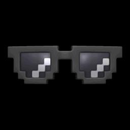 pixel shades