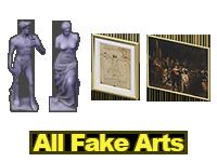 All Fake Art