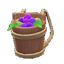 grape-harvest basket