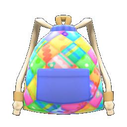 Mom's knapsack