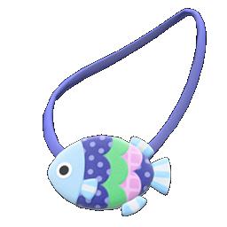 fish pochette
