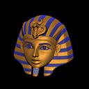 Recipe: King Tut mask