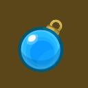 blue ornament(30)