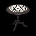 antique mini table