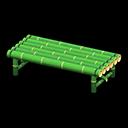Recipe: bamboo bench
