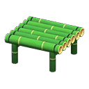 Recipe: bamboo stool
