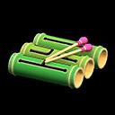 Recipe: bamboo drum