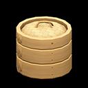 Recipe: steamer-basket set