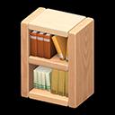 Recipe: wooden-block bookshelf