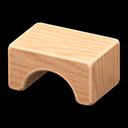 Recipe: wooden-block stool