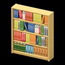Recipe: wooden bookshelf