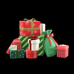 Recipe: gift pile