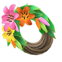 Recipe: fancy lily wreath