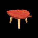 leaf stool