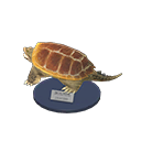 snapping turtle model