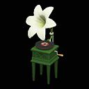 Recipe: lily record player