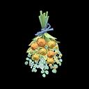 Recipe: floral swag