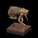T. rex torso