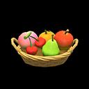 Recipe: fruit basket