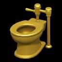 Recipe: golden toilet