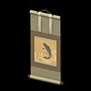 hanging scroll