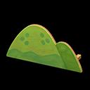 Recipe: mountain standee