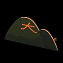 mountain standee