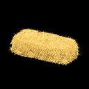 Recipe: hay bed